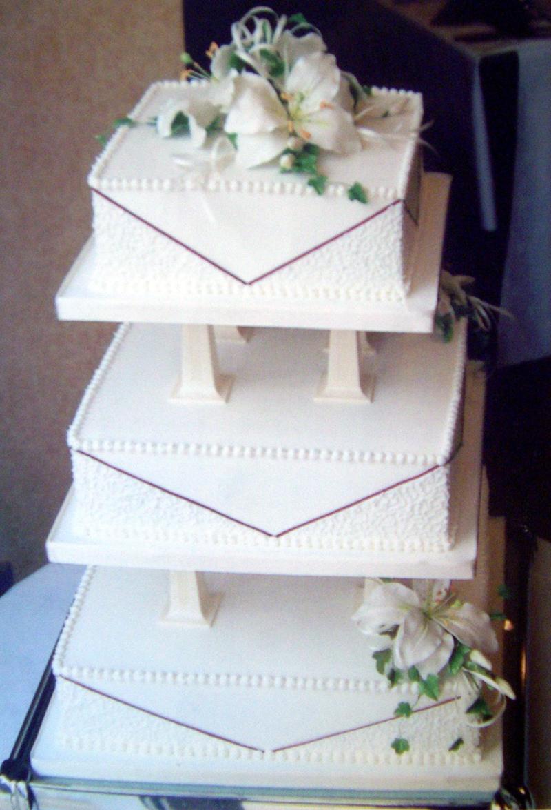 Wedding Cakes Royal Icing Jenny Cakes